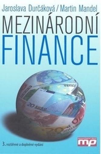 Mezinárodní finance - Náhled učebnice