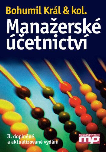 Manažerské účetnictví - Náhled učebnice