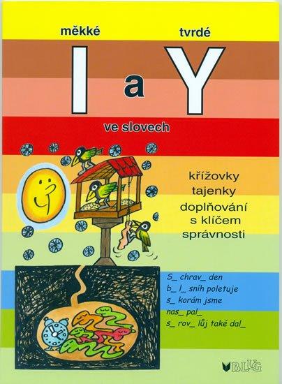 Měkké I a tvrdé Y ve slovech - Náhled učebnice