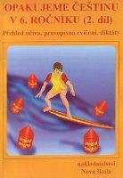 Opakujeme češtinu 6. roč./2.díl - Náhled učebnice