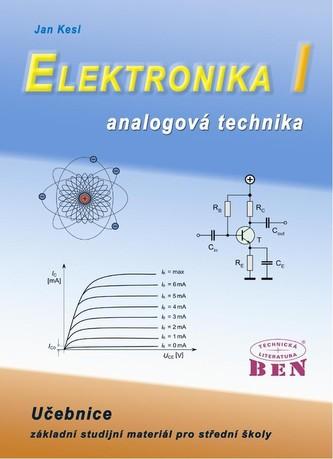 Elektronika I, analogová technika : učebnice : základní ztudijní materiál pro střední školy