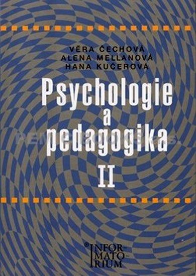 Psychologie a pedagogika II, pro střední zdravotnické školy