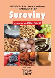 Suroviny: Učební obor Cukrář