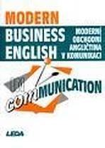 Moderní obchodní angličtina v komunikaci - Modern business English