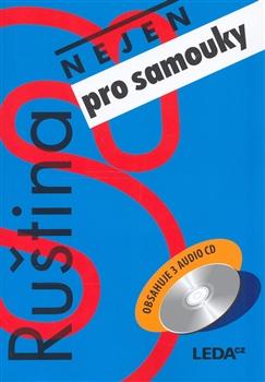 Ruština nejen pro samouky + 3CD - Náhled učebnice
