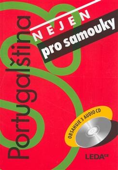 Portugalština nejen pro samouky+3 CD - Náhled učebnice