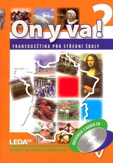 On y va! 2, francouzština pro střední školy