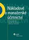 Nákladové a manažerské účetnictví - Náhled učebnice