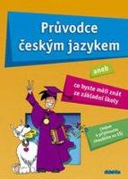 Průvodce českým jazykem aneb Co byste měli znát ze základní školy.