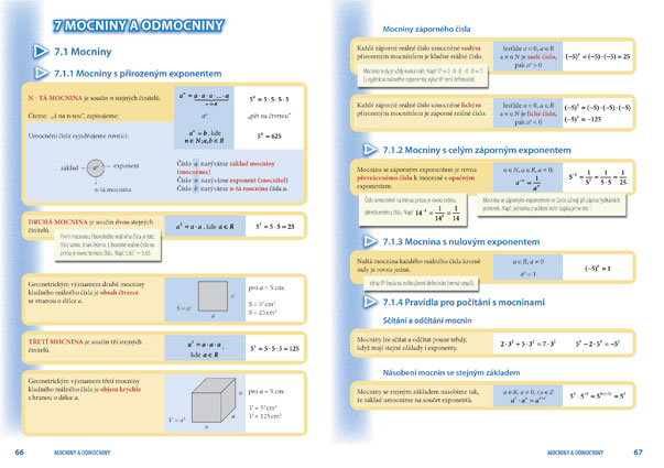 Průvodce matematikou 1, aneb, co byste měli znát z numerické matematiky ze základní školy