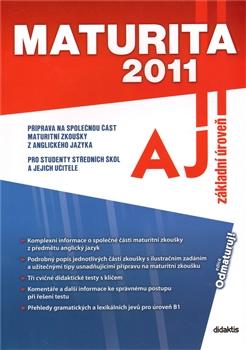Maturita 2011 - AJ, základní úroveň