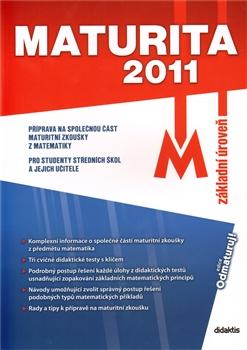 Maturita 2011 - M: základní úroveň