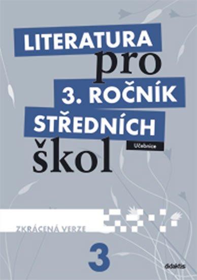 Literatura pro 3. ročník středních škol, zkrácená verze - Náhled učebnice