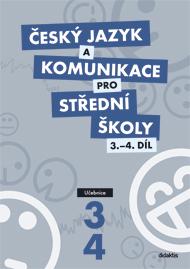 Český jazyk a komunikace pro SŠ 3. a 4. díl (učebnice) - Náhled učebnice