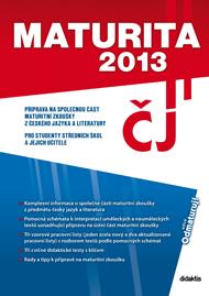 Maturita 2013 - ČJ