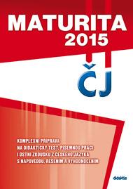 Maturita 2015, ČJ - Náhled učebnice
