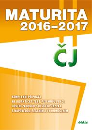 Maturita 2016–2017 ČJ - Náhled učebnice