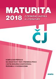 Maturita z českého jazyka a literatury 2018 - Náhled učebnice