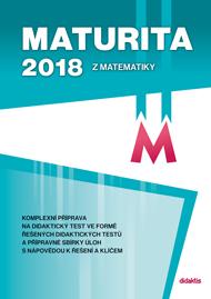 Maturita 2018 z matematiky - Náhled učebnice