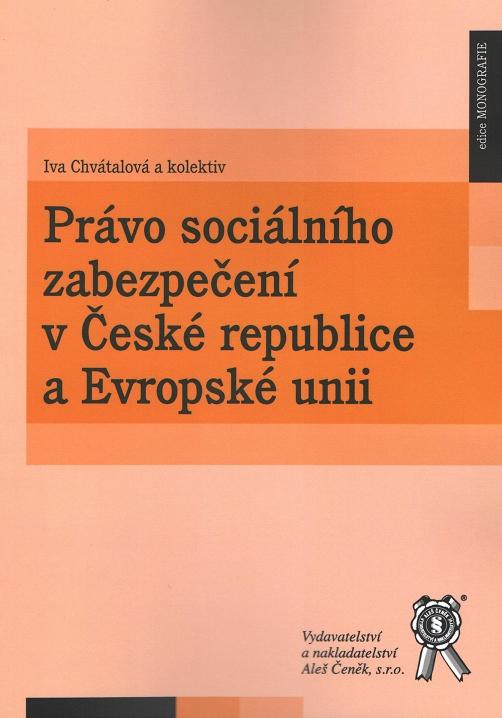 Právo sociálního zabezpečení v ČR a EU