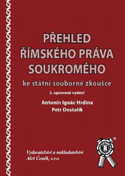 Přehled římského práva soukromého