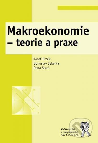 Makroekonomie - teorie a praxe - Náhled učebnice