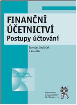 Finanční účetnictví: Postupy účtování - Náhled učebnice