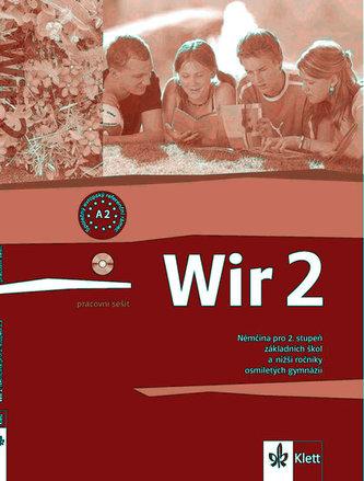 Wir 2: pracovní sešit. 99 s - Náhled učebnice