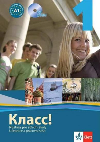 Klass! nové vydání 1 (A1) – učebnice s pracovním sešitem + CD MP3 - Náhled učebnice