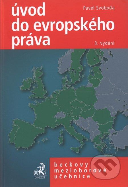 Úvod do evropského práva - Náhled učebnice