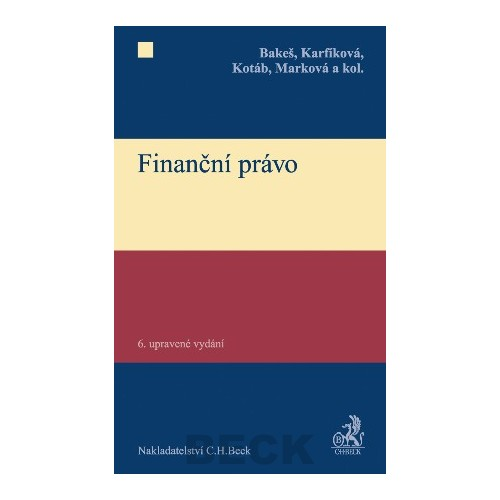 Finanční právo