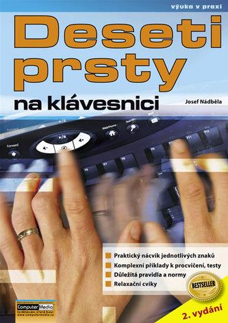 10 prsty na klávesnici