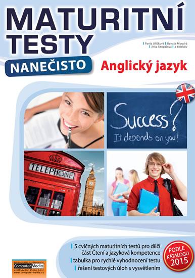 Maturitní testy na nečisto Anglický jazyk