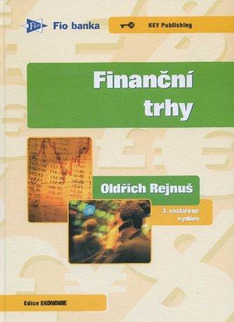 Finanční trhy - Náhled učebnice