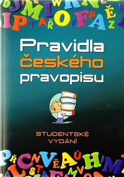 Pravidla českého pravopisu - studentské vydání - Náhled učebnice
