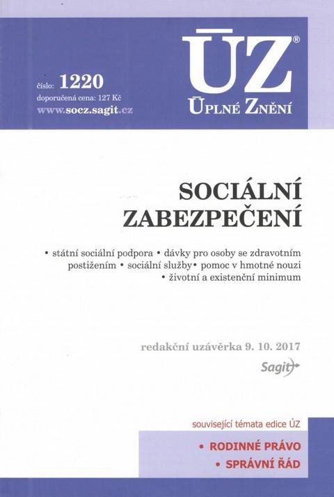 Sociální zabezpečení - Náhled učebnice