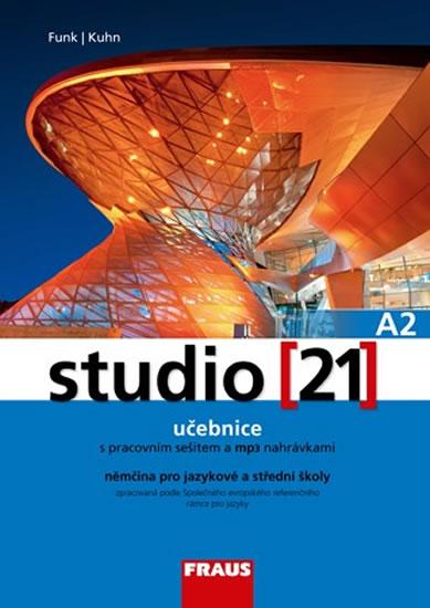 Studio 21 A2 - učebnice s pracovním sešitem a mp3 nahrávkami