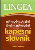 Německo-český česko-německý kapesní slovník - Náhled učebnice