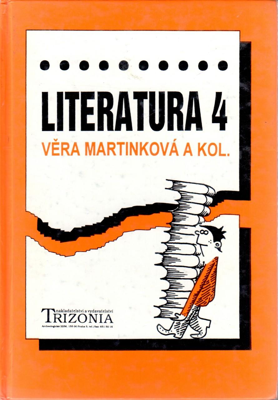 Literatura 4 - Náhled učebnice
