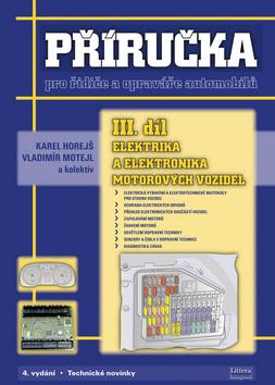 Příručka pro řidiče a opraváře automobilů 3.díl - Náhled učebnice