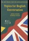 Topics for English Conversation - Náhled učebnice