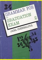 Grammar for the Graduation Exam 2 - Náhled učebnice