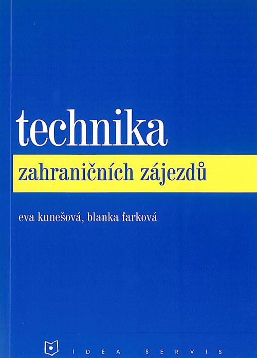 Technika zahraničních zájezdů - Náhled učebnice