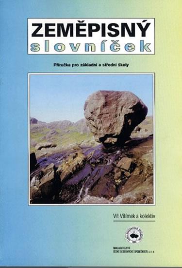 Zeměpisný slovníček, příručka pro základní a střední školy - Náhled učebnice