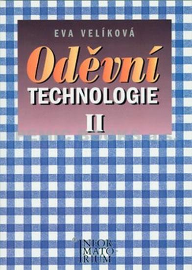 Oděvní technologie II, pro učební obor Krejčí, Krejčová