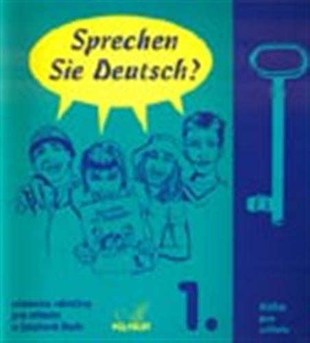 Sprechen Sie Deutsch? (kniha pro učitele) - Náhled učebnice