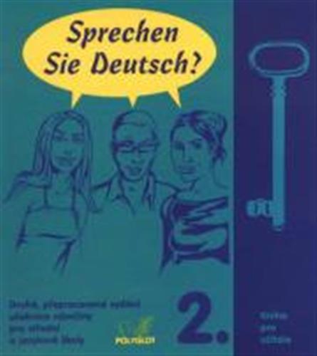 Sprechen Sie Deutsch? 2 (kniha pro učitele)