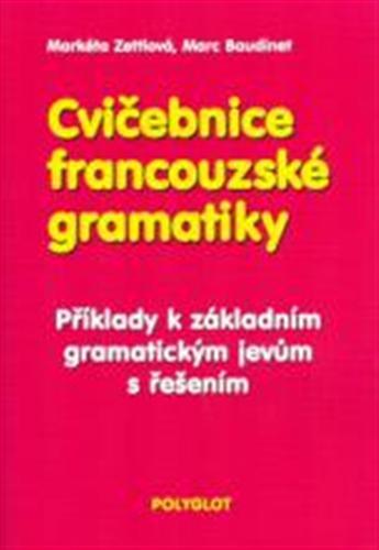 Cvičebnice francouzské gramatiky - Náhled učebnice