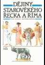 Dějiny starověkého Řecka a Říma, učebnice dějepisu pro 2. stupeň ZŠ a nižší ročníky víceletého gymnázia