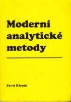Moderní analytické metody - Náhled učebnice